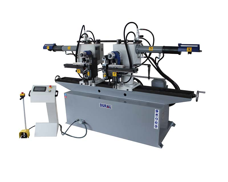 Double-Heads-Pipe-Bending-Machine