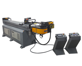 "alt=""Semi Auto Pipe Bending Machine"""